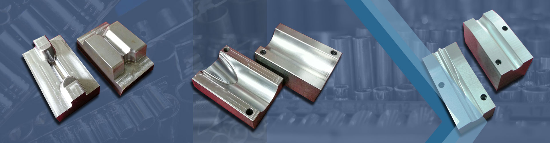 PLASTIC INJECTION MOLDS, DIE CASTING DIES AND SHEET METAL PRESS TOOLS