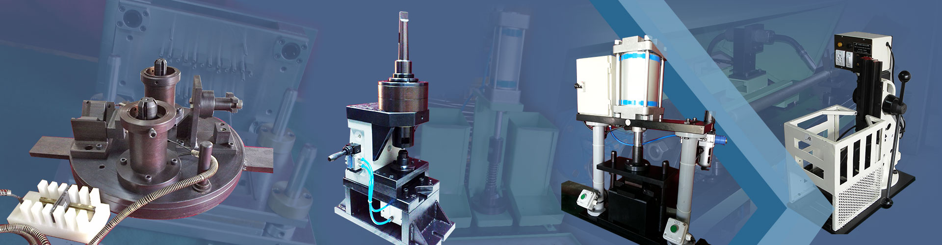 SPECIAL PURPOSE MACHINES, LOW COST AUTOMATION, JIGS AND FIXTURES
